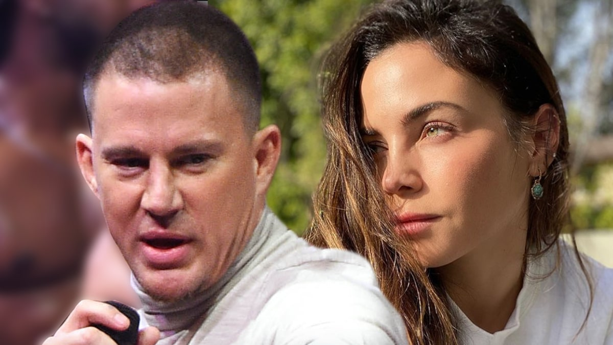 Channing Tatum and Jenna Dewan Fighting Over 'Magic Mike' Money