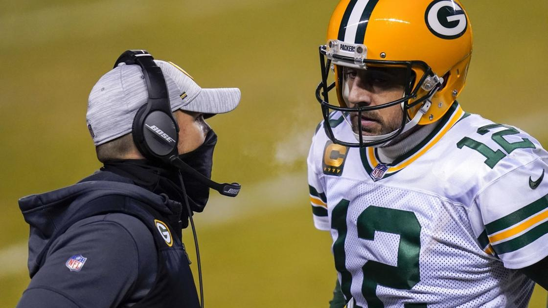 As rift widens between Aaron Rodgers and Packers, head coach Matt LaFleur keeps hope alive for reconciliation | Pro football