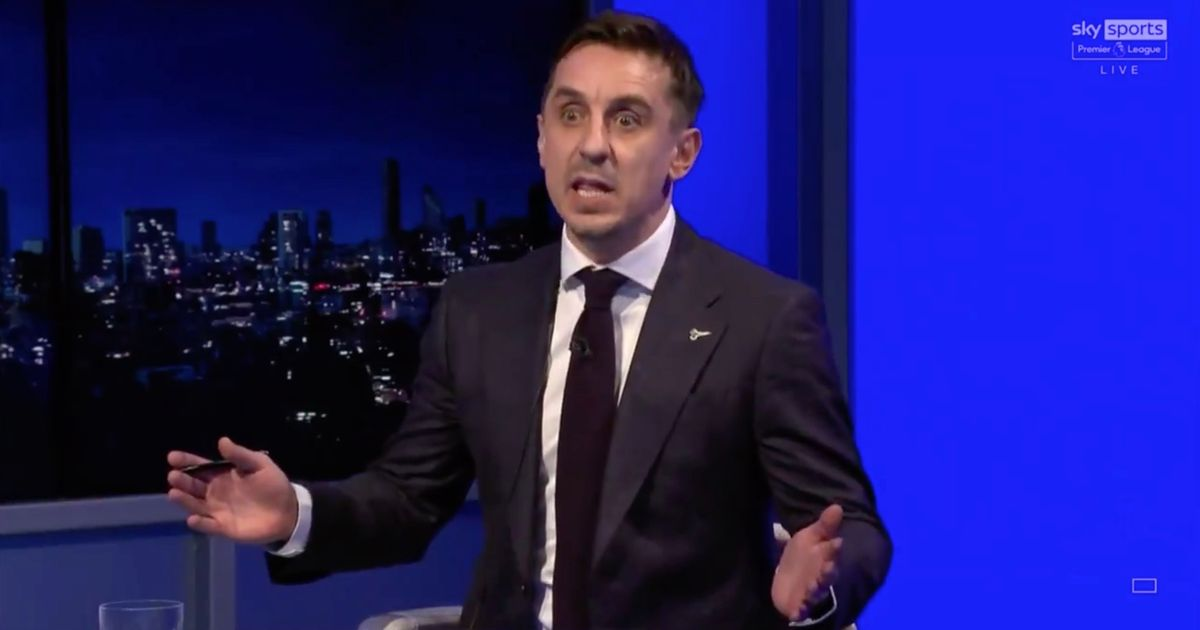 Gary Neville creates WhatsApp group including rival pundits as fight against Big Six intensifies