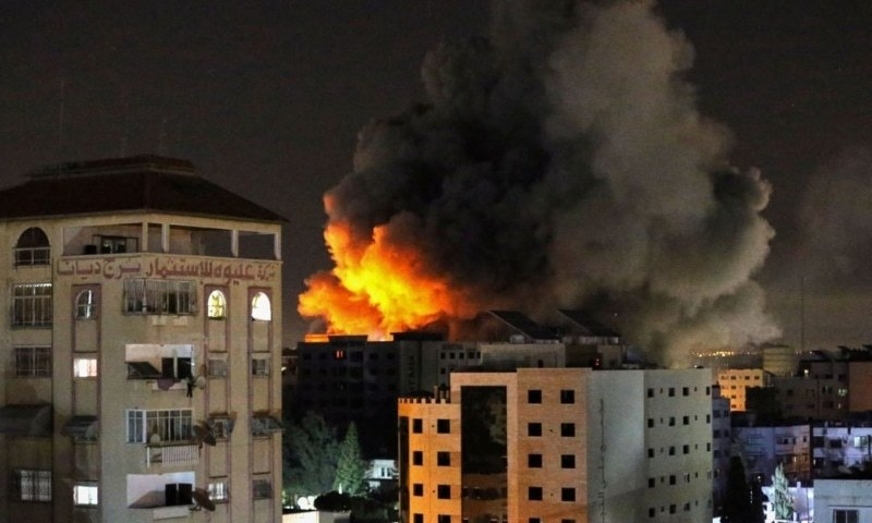35 killed in Gaza as Israel air strikes intensify - World