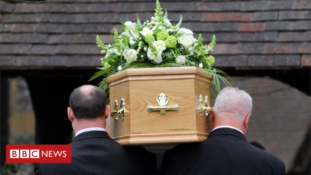 Covid-19: No limit on funeral mourners in England from 17 May - BBC News