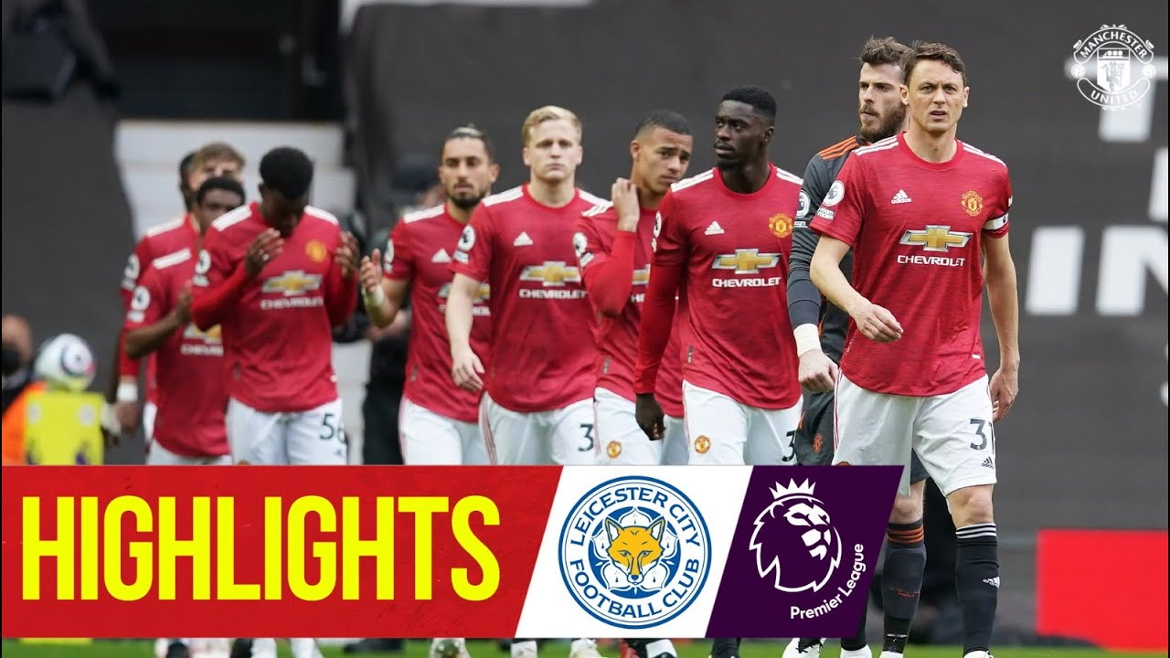 Greenwood strikes in Reds defeat | Manchester United 1-2 Leicester City | Premier League - Manchester United