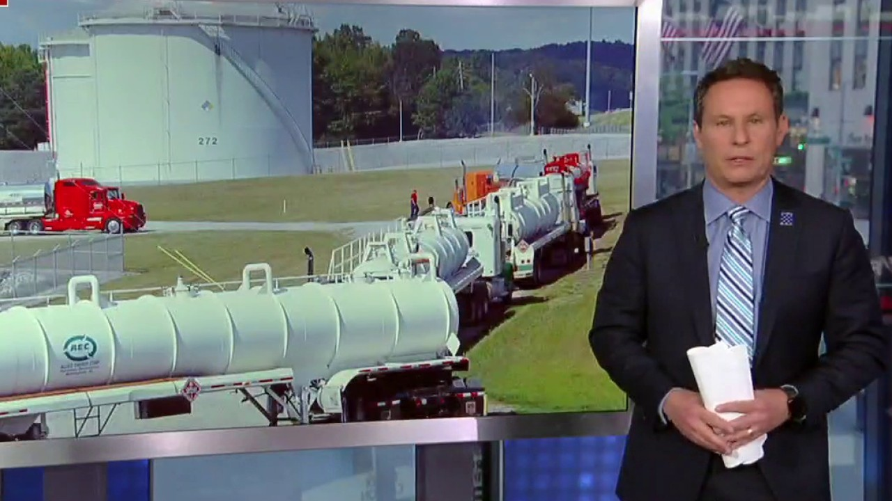 Kilmeade slams Colonial Pipeline hack payoff: Americans are now 'paying the price'
