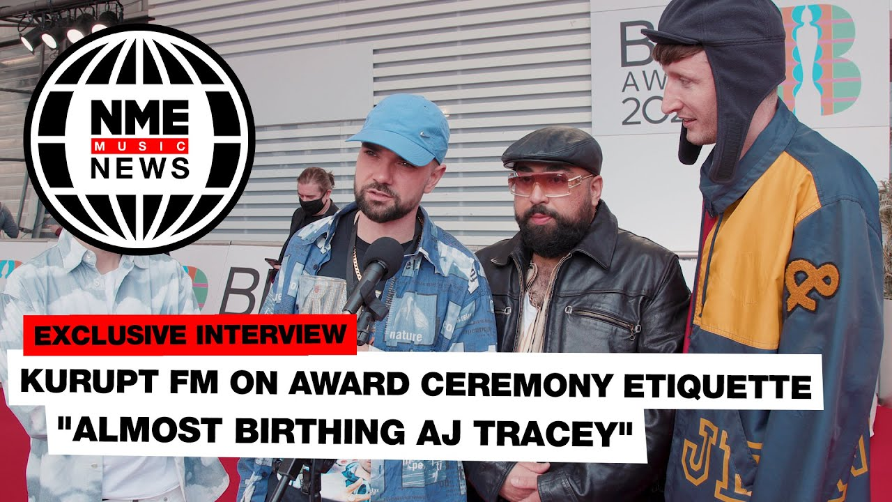 "Kurupt FM on award ceremony etiquette and ""almost birthing AJ Tracey"" 
