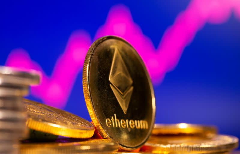 ethereum finds new peak in sizzling crypto market