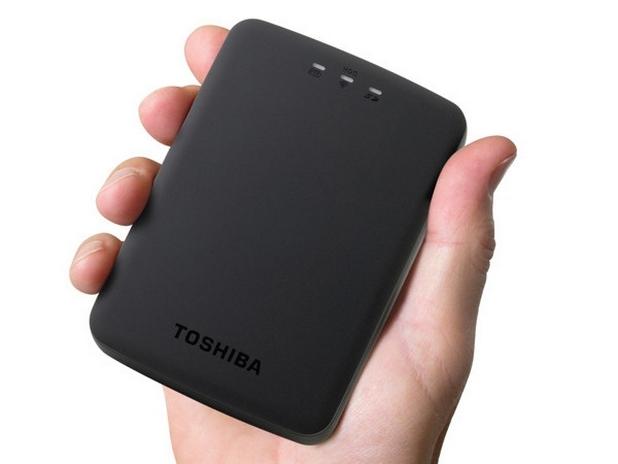 Toshiba Canvio AeroCast – портативен твърд диск с Wi-Fi | TechNews.bg