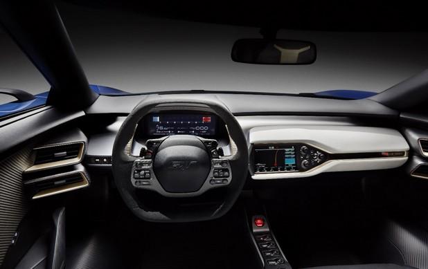 Ford патентова кола с променящ се салон