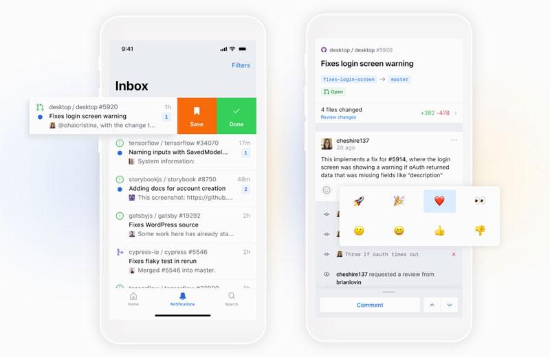 Android සහ iOS සඳහා GitHub Mobile App එකක් නිකුත් කිරීමට කටයුතු කරයි