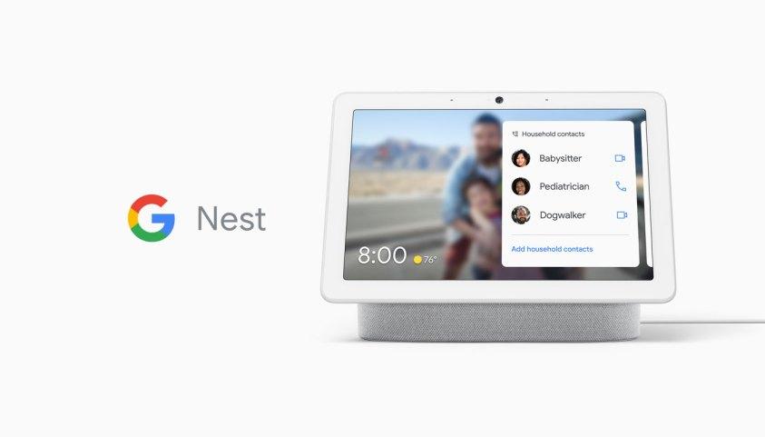 Google Nest Hub Max සඳහා දැන් Google Duo සහ Meet වලින් group video calls ගැනිමේ හැකියාව ලබාදෙයි