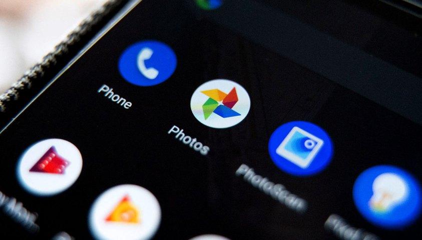 Google Account එකේ profile picure එක Google Photos හරහා මාරු කිරීමේ හැකියාව ලබාදෙන ලකුණු