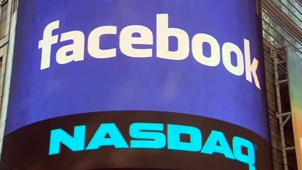 FB Nasdaq FB Facebook