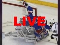New York Rangers vs Los Angeles Kings Live Stream