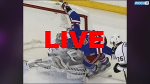 New York Rangers vs Los Angeles Kings Live Stream