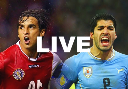 Uruguay Costa Rica Live Stream Video Goals Highlights Replay