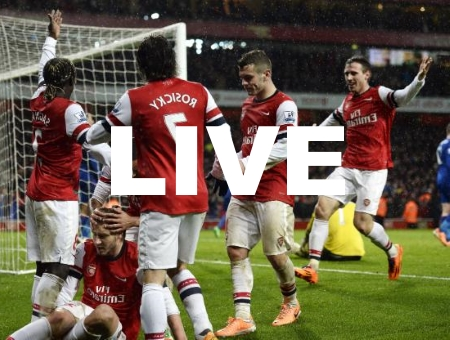 Arsenal Match Live Streaming Video Goals Gunners Score Game Replay
