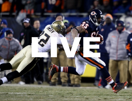 NFL Chicago Bears Live Stream Online Video Game