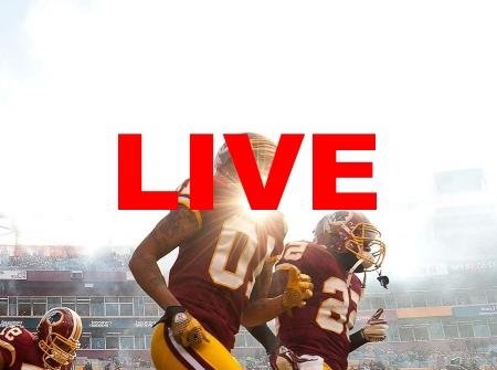 Washington Redskins Live Stream NFL Football Game Online Video