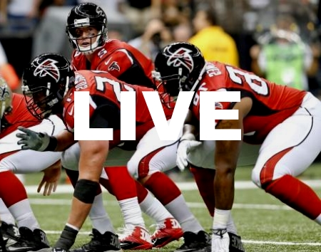 Atlanta Falcons Live Stream NFL Football Game Video