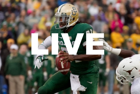 Baylor Bears Live Stream NCAA Football Game Video Online Replay