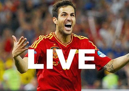 Spain Live Stream Football Match Online Video Goals
