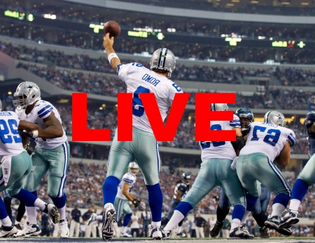Dallas Cowboys Live Stream NFL Online Football Game Video