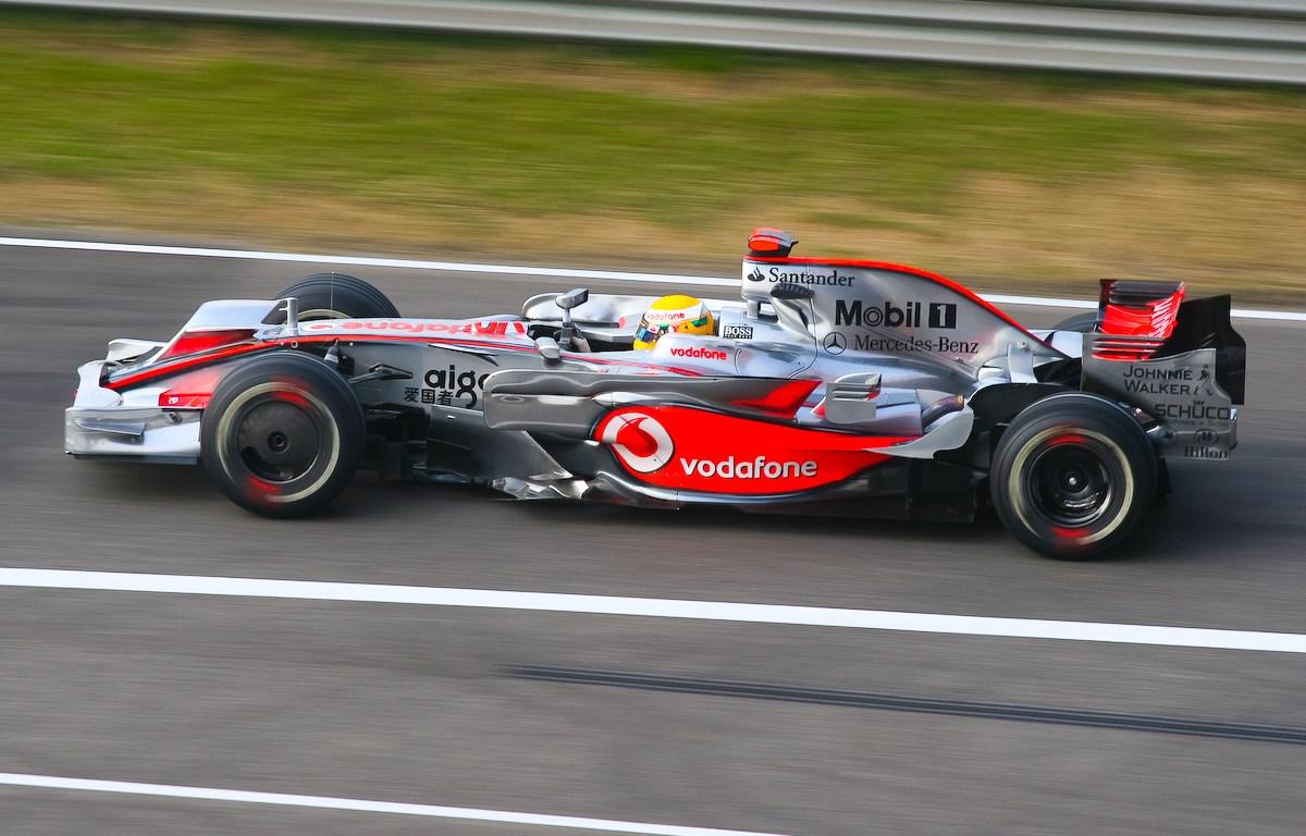 McLaren Formula 1 F1
