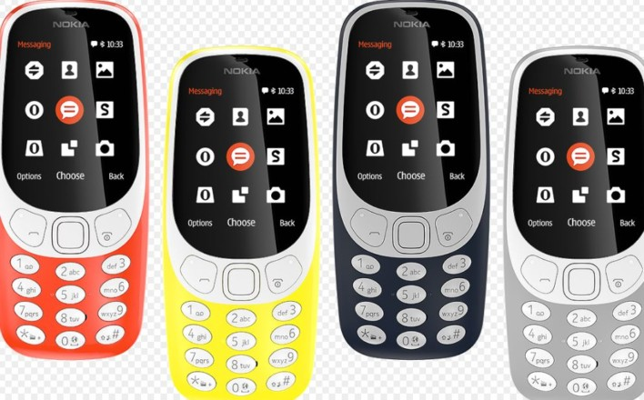 Revamped Nokia 3310 unveiled at Mobile World Congress (MWC) in Barcelona.