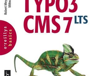 TYPO3 CMS Praxiswissen O'Reilly basics