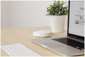 Surfen, streamen und herunterladen ohne Verbindungsabbruch - mit den Deco M5 Routern von TP-Link (Quelle: TP-Link)