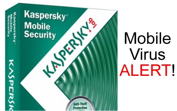 Kaspersky: Malware attacks on Android to increase in 2012