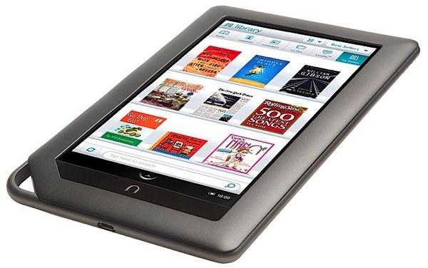Barnes & Noble to release new Nook eBook reader in spring