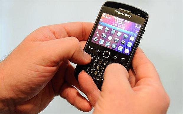 RIM to release BlackBerry 10 in 2013, not 2012