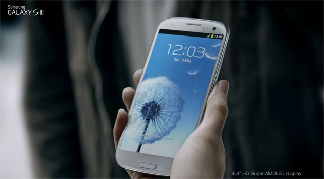 Sprint and T-Mobile to sell Samsung Galaxy S III starting June 21st