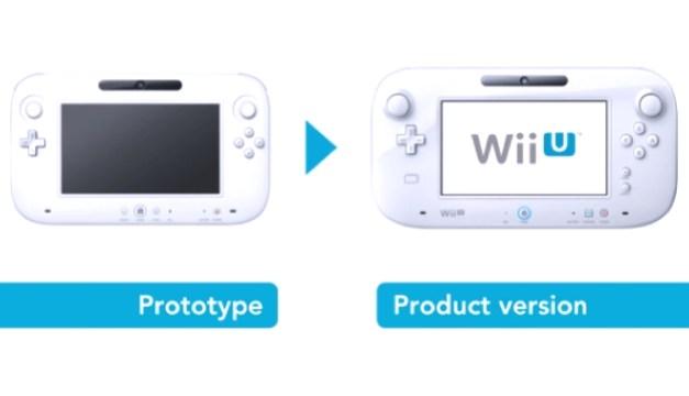 Wii U GamePad prototype unleashed by Nintendo