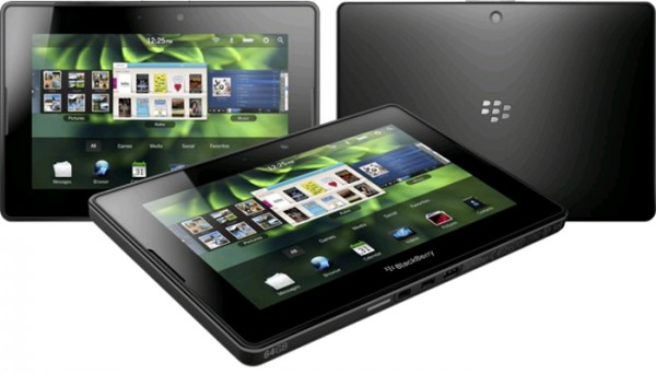 4G LTE BlackBerry Playbook to be released by RIM in Canada