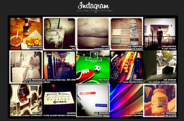 Instagram coming to the web?