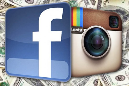 Instagram benefited by Facebook acquisition