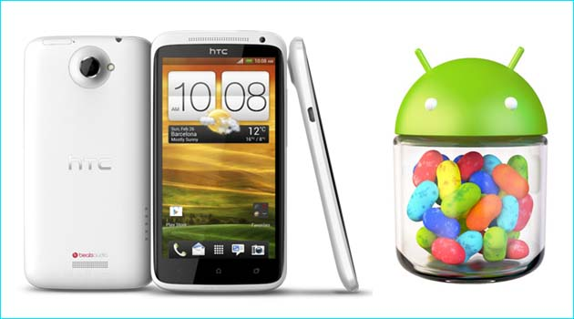 Jelly Bean soon to hit HTC, ASUS and Samsung