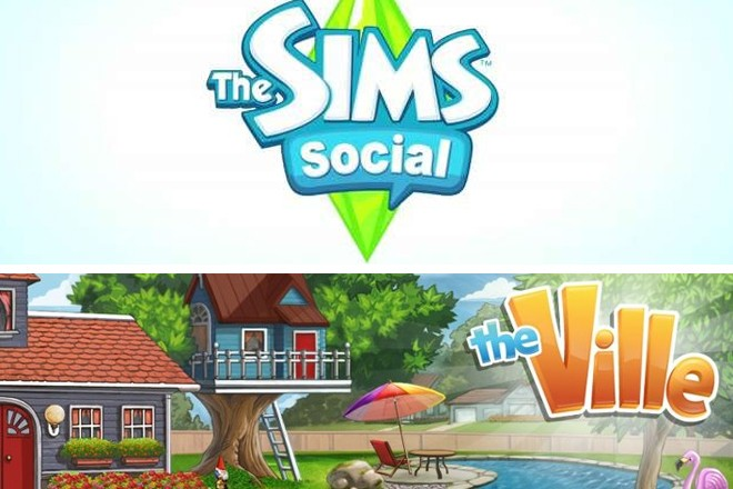"""EA sues Zynga over """"The Ville"""" game attributes"""