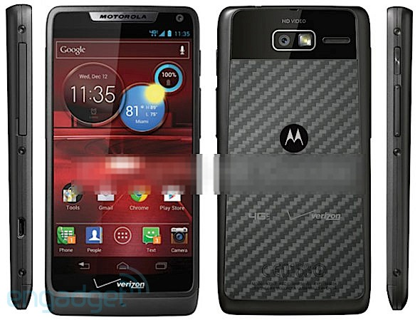 Droid Razr M 4G LTE to be unveiled next week?