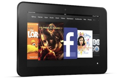 Amazon to offer Kindle Fire HD without ads