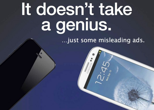 Samsung releases new video, making fun of iPhone 5