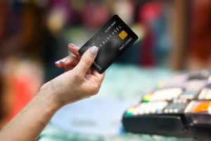 Credit Cards and Other Payment Options at Checkout Capture Sales