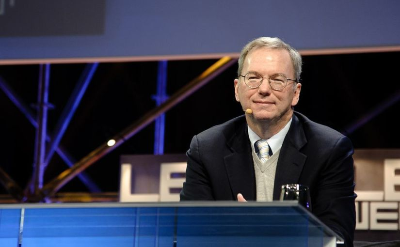 Alphabet CEO Eric Schmidt Steps Down; What will happen to Google?