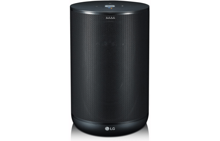 LG ThinQ: LG Debuts A Google Assistant-powered Smart Speaker