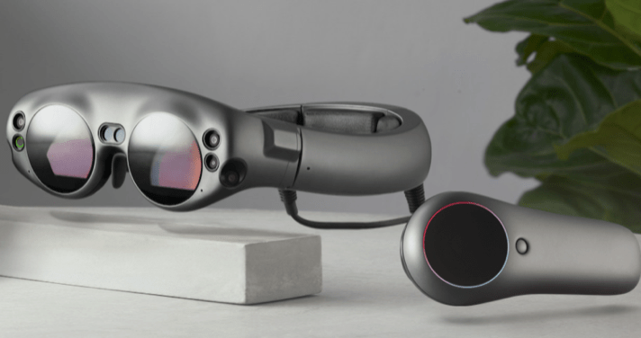 Magic Leap One Headset Announced