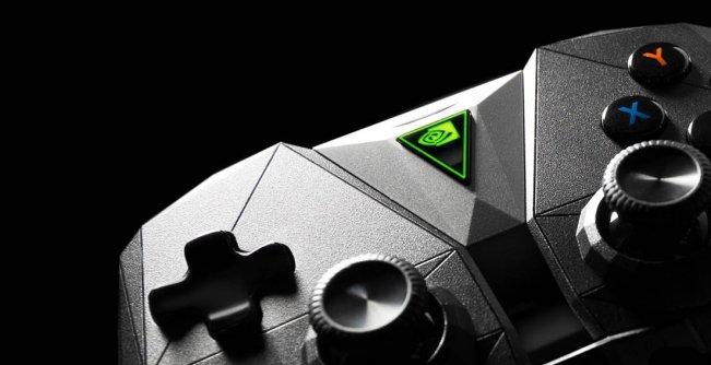 Nvidia gamepad