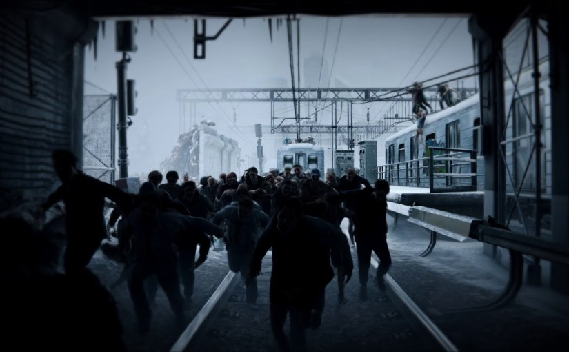 World War Z Game: Let's Have Our Very First Look at It