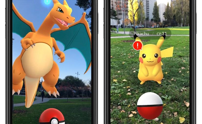 Apple ARKit: Pokémon Go for iOS Adding Advanced 'AR+' Capture Mechanics