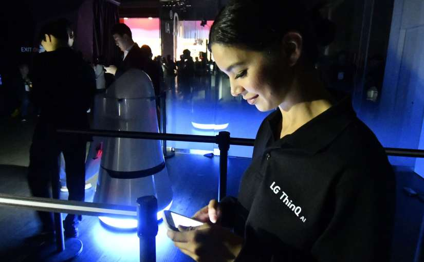 CES 2018: Tech Event Marred With Rain, Traffic And Power Woes